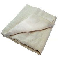 Cotton Twill Polythene Backed Dust Sheet 3.6 x 2.8m