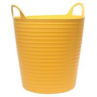 Flex Tub 15 litre - Yellow