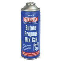Butane Propane Mix Gas Cartridge 170g