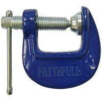 Hobbyists Clamp 25mm (1in)