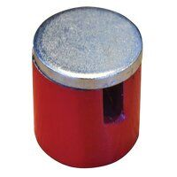 Button Magnet 25.4mm Power 3.2kg