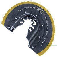 Multi-Functional Tool Bi-Metal Radial Saw TiN Coat...