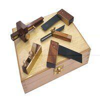 Miniature Woodworking Tools
