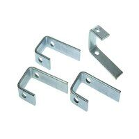 External Building Profile Clamp Bracket (Pack 4)