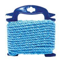 Blue Poly Rope 10mm x 10m