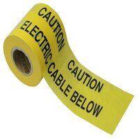 Warning Tape 365m - Electric