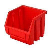 Interlocking Storage Bin Size 1 Red 116 ...