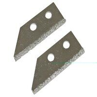 Replacement Carbide Blades For FAITLGROUSAW Grout ...