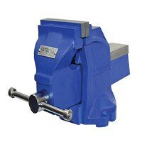 Mechanic's Bench Vice With Anvil 100mm (...
