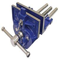 Woodwork Vice 175mm (7in) Quick-Release ...