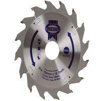 TCT Circular Saw Blade 160 x 30mm x 16T POS