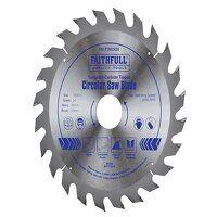 TCT Circular Saw Blade 180 x 30mm x 24T POS