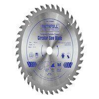 TCT Circular Saw Blade 180 x 16mm x 40T POS