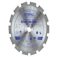 TCT Circular Saw Blade Nail Cutting 184 x 16mm x 1...