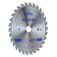 TCT Circular Saw Blade 254 x 30mm x 30T POS