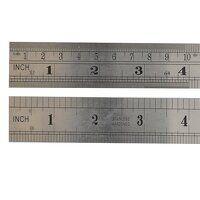 F124MEe Steel Rule 600mm / 24in