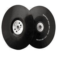 Angle Grinder Pad ISO Soft Flexible 180mm (7i...