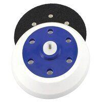Dual Action Sander Pad 150mm GRIP® 6 Holes 5/16 UN...
