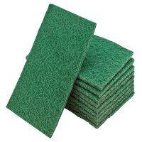Hand Pads Green Medium 230 x 150mm (Pack 10)