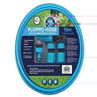 Flopro Hose 15m with Connectors 12.5mm (1/2in) Dia...