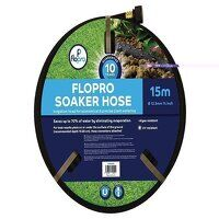 Flopro Soaker Hose 15m 12.5mm (1/2in) Diameter