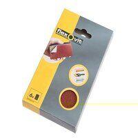 Hook & Loop Sanding Block Refill Kit Coarse 50g (6...