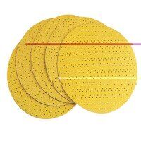 Hook & Loop Sanding Paper Perforated 60G (Pack 25)