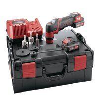 PXE 80 10.8-EC/2.5 Spot Polisher & Accessories 10.8V 2 x 2.5Ah Li-ion