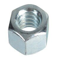 Hexagonal Nuts & Washers ZP M12 ForgePack 6
