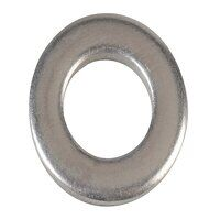 Flat Washers DIN125 A2 Stainless Steel M6 ForgePac...