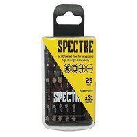 "Spectreâ""¢ Bit Set, 31 Piece"