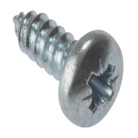 Self-Tapping Screw Pozi Compatible Pan Head ZP 1in...