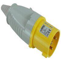 Yellow Plug 32A 110V