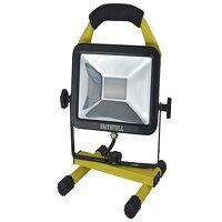 SMD LED Pod Site Flood Light 20W 1800 Lumens 110V