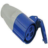 Blue Socket 16A