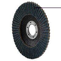 DIY Zirconium Flap Disc 100 x 16mm - 80 grit Fine