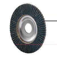 Industrial Zirconium Flap Disc 127 x 22mm - 60 gri...