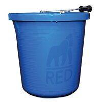 Premium Bucket 14 litre (3 gallon) - Blue