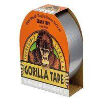 Gorilla Tape® 48mm x 11m Silver