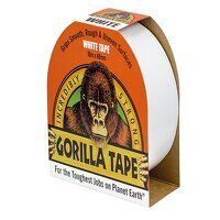Gorilla Tape® 48mm x 10m White