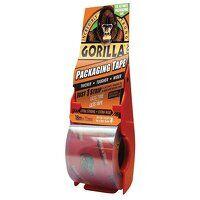 Gorilla Packaging Tape 72mm x 18m Dispenser