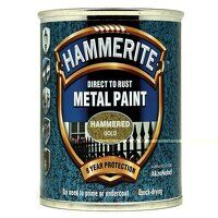 Direct to Rust Hammered Finish Metal Paint Go...