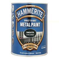 Direct to Rust Smooth Finish Metal Paint Dark Gree...