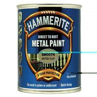 Direct to Rust Smooth Finish Metal Paint Muted Cla...