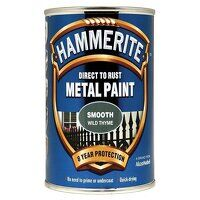 Direct to Rust Smooth Finish Metal Paint Wild Thym...