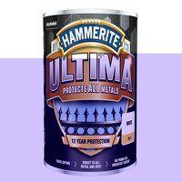Ultima Metal Paint Matt White 750ml