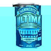 Ultima Metal Paint Smooth Black 750ml