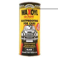 Waxoyl Black Pressure Can 2.5 Litre