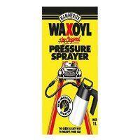Waxoyl Pressure Sprayer