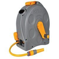 2415 25m 2-in-1 Compact Hose Reel + 25m ...
